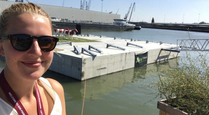 Häftigt reseupplevelse i Nederländerna