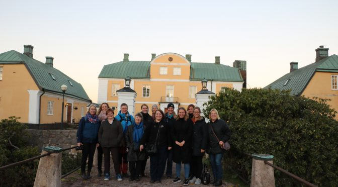 Lyckad kurs för FSLJ-medlemmar