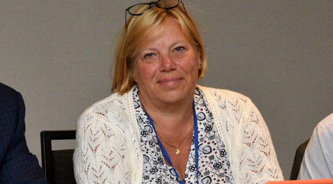 Lena blir första svensk kvinna att leda IFAJ